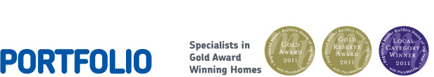 Specialists in Gold Award Winning Homes